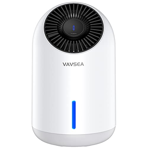 VAVSEA Luftentfeuchter 1500ml Luftentfeuchter Elektrisch Testsieger Raumentfeuchter Tragbarer...
