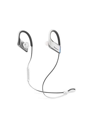 Panasonic RP-BTS50E-W Bluetooth In-Ear Kopfhörer (Bluetooth, wasserfest, Schnellladefunktion,...