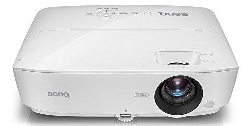 BenQ TW533 DLP-Projektor (Beamer mit 3D über HDMI, WXGA, 1280 x 800 Pixel, 3300 ANSI-Lumen,...