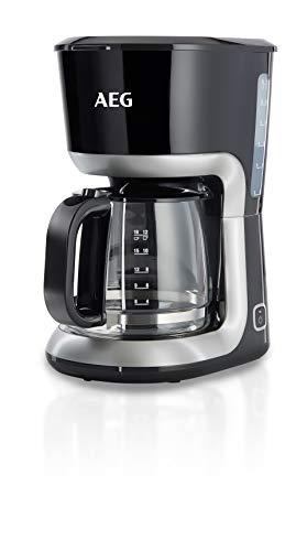 AEG KF 3300 Kaffeemaschine / 1,5 l / 12-18 Tassen Aroma-Glaskanne / Warmhaltefunktion /...