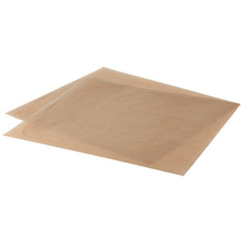Levivo wiederverwendbares Backpapier, 2er-Set, je ca. 42 x 36 cm