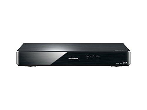 Panasonic DMR-BCT750EG Blu ray Recorder (mit 500 GB Festplatte, für DVB-C, Twin HD Tuner, 4K...