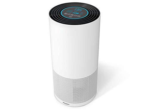 Soehnle Airfresh Clean Connect 500 mit Bluetooth Luftreiniger mit App-Anbindung, Air Purifier...