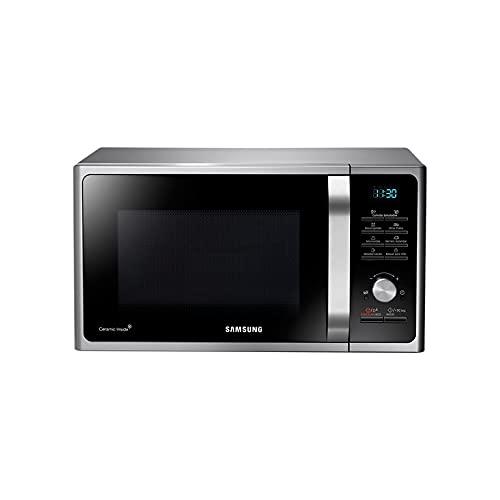 Samsung MS28F303TAS/EG Mikrowelle / 1000 W / 28 L Garraum (Extra groß) / 51,2 cm Breite / Power...