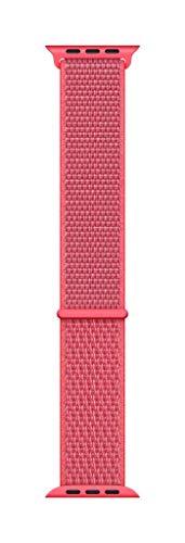 Apple Watch (44mm) Sport Loop, schwarz - Regular