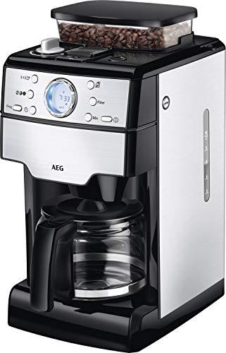 AEG KAM 400 Kaffeemaschine / integriertes Mahlwerk / 9 Mahlgradeinstellungen / programmierbarer...