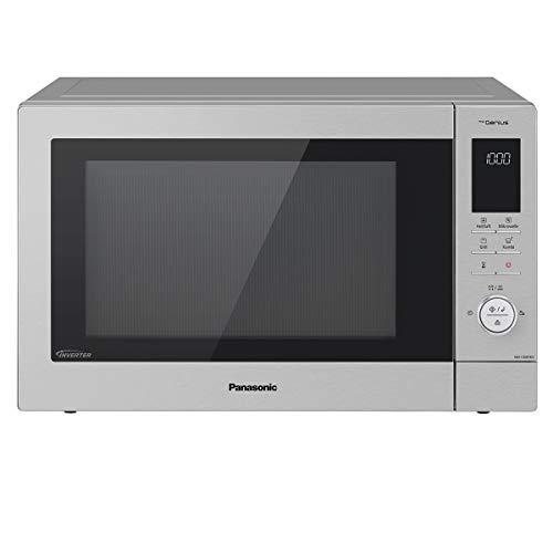 Panasonic NN-CD87 Kombi Mikrowelle (1000 Watt, mit Heißluft und Grill, Inverter Mikrowelle, 34...