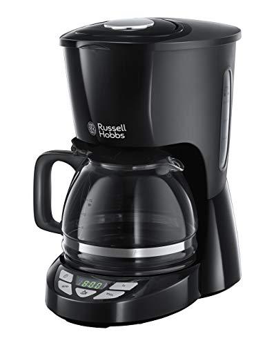 Russell Hobbs Digitale Kaffeemaschine Textures+, programmierbarer Timer, bis 10 Tassen, 1,25l...
