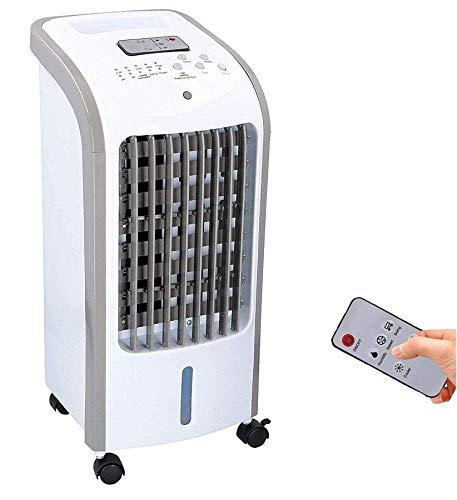 JUNG COMMODO mobiles Klimagerät mit Wasserkühlung, TÜV geprüft, inkl. Fernbedienung + Timer,...