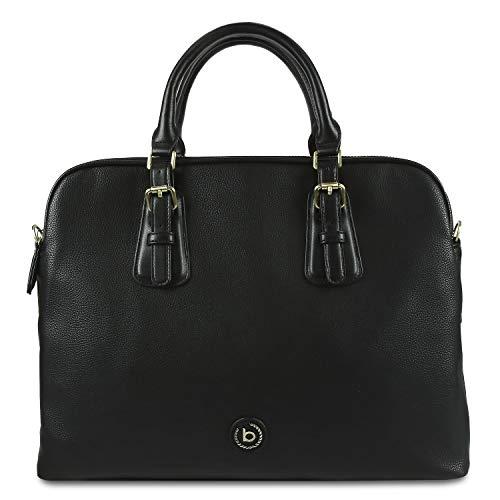 Bugatti Passione Aktentasche Damen aus Kunstleder mit Laptopfach – Businesstasche Damen...