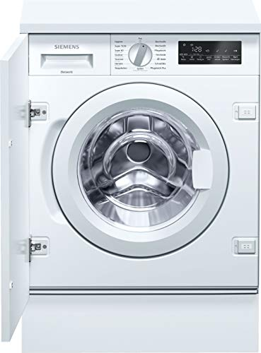 Siemens iQ700 WI14W440 Einbauwaschmaschine / 8,00 kg / A+++ / 137 kWh / 1.400 U/min /...
