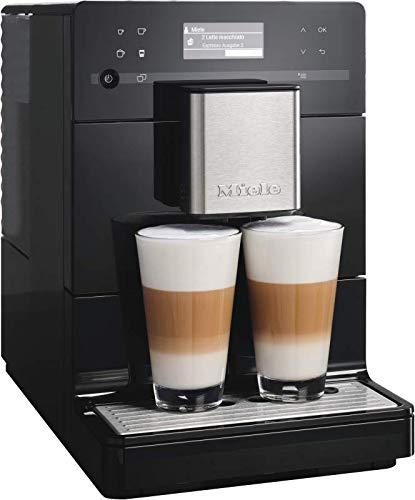 Miele CM 5300 Kaffeevollautomat (OneTouch- und OneTouch for Two-Zubereitung, automatische...