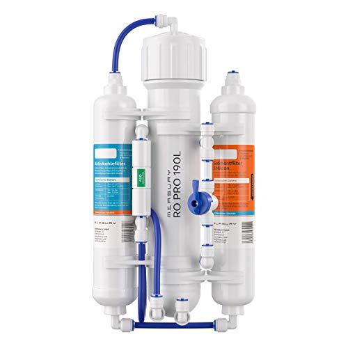 Measury Osmoseanlage Aquarium 190L/Tag - Umkehrosmoseanlage