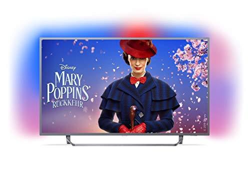 Philips Ambilight 55PUS7303/12 Fernseher 139 cm (55 Zoll) LED Smart TV (4K UHD, HDR Plus, Micro...