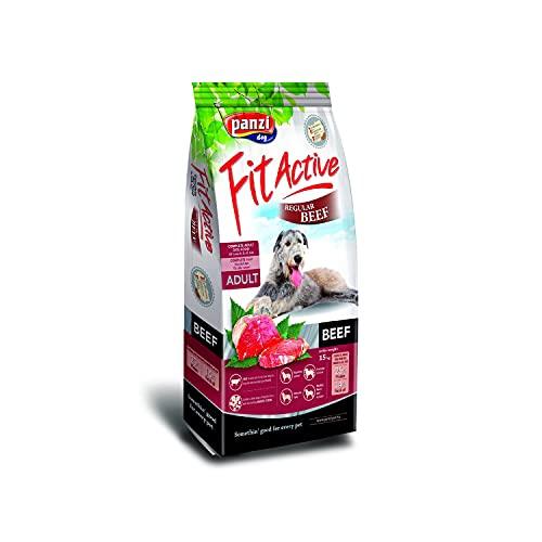 Panzi FitActive Premium Hundefutter Rind normal