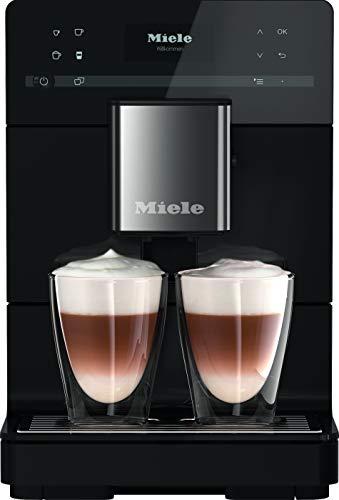Miele CM 5300 Kaffeevollautomat – Mit OneTouch for Two, aromaschonendem Kegelmahlwerk,...