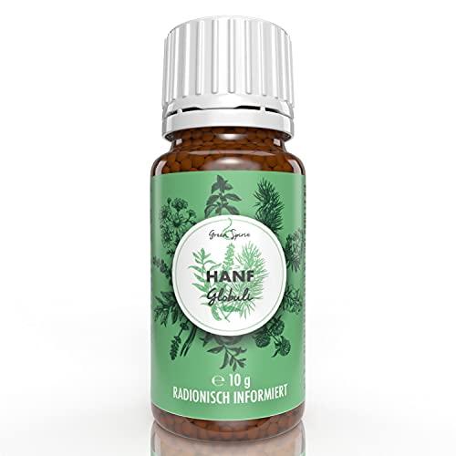 Hanf Globuli in Potenz D6 - die echte Alternative zu Öl, Tropfen, Blüten und C B D |...