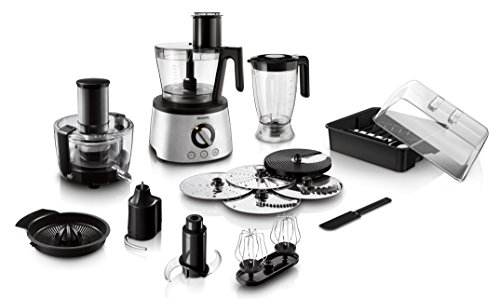 Philips HR7778/00 Avance Collection - Küchenmaschine/über 30 verschiedene Funktionen / 3.4 L...