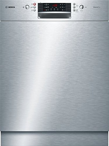 Bosch SMU46KS01E Serie 4 Unterbau-Geschirrspüler / A++ / 60 cm / Edelstahl / 262 kWh/Jahr / 13 MGD...