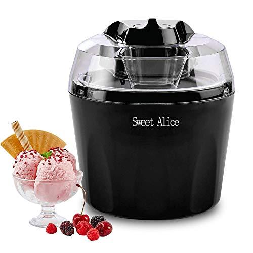 RspvD Eismaschine, Automatic Frozen Yogurt,Sorbet und Eiscreme Machine, BPA-freie,...