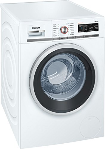 Siemens iQ700 WM14W5FCB Waschmaschine / 9,00 kg / A+++ / 152 kWh / 1.400 U/min / FC Bayern...