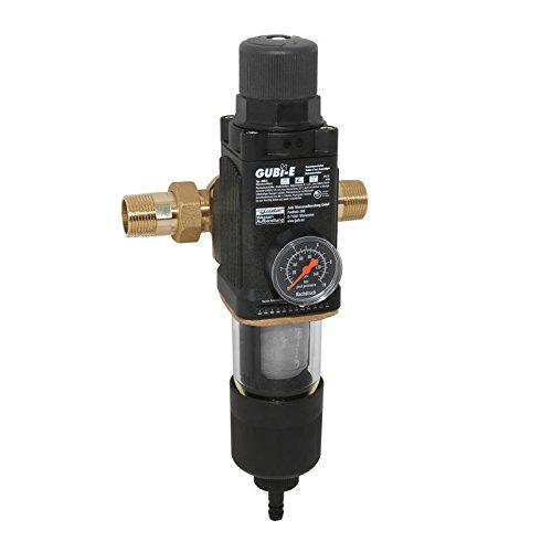 Judo GUBI-E 1' Rückspül-Schutzfilter mit Druckminderer Hauswasserstation Filter