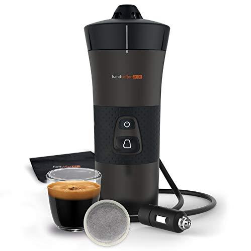 Handpresso - Handpresso Handcoffee Auto 12V 48264 - Kaffeemaschine für das Auto, Tragbare...