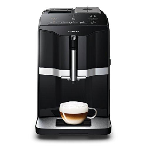 Siemens EQ.3 s100 TI301509DE Kaffeevollautomat (1300 Watt, Keramik-mahlwerk, Direktwahltasten)...