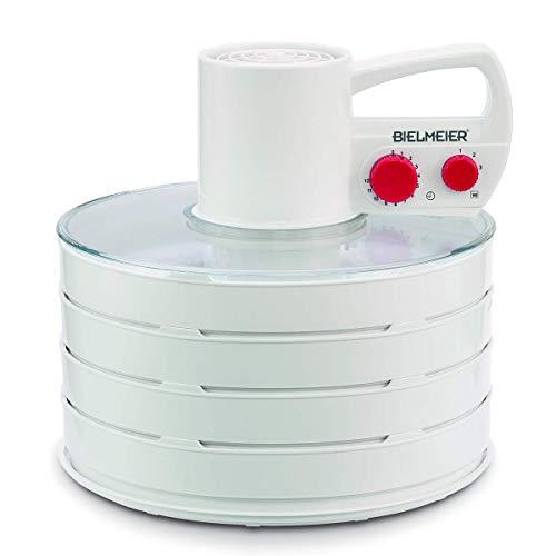 BIELMEIER Dörrautomat Dörrgerät BPA FREI Timer Temperaturregler BHG601