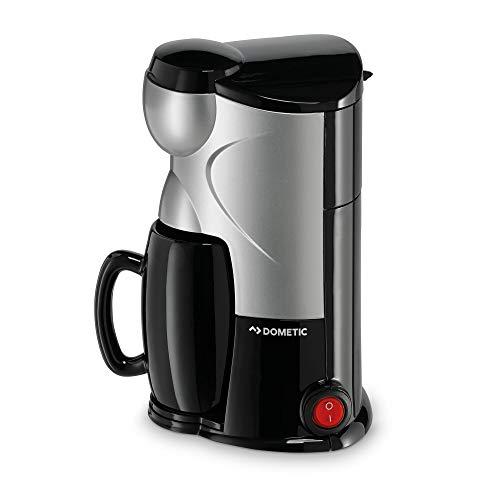 DOMETIC PerfectCoffee MC 01, Reise-Kaffeemaschine, 12 V, 170 W, für Auto, LKW oder Boot,...