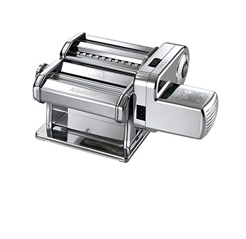 Marcato 08 0155 12 00 Atlas Nudelmaschine, Stahl