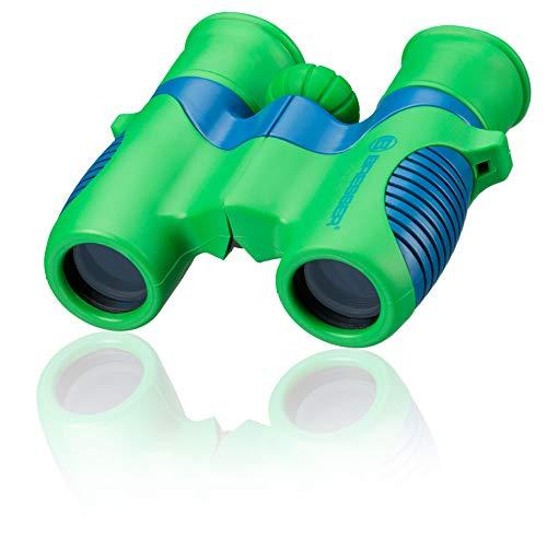 Bresser junior Kinderfernglas 6x21 für Kinder mit Mitteltriebfokussierung und robustem...