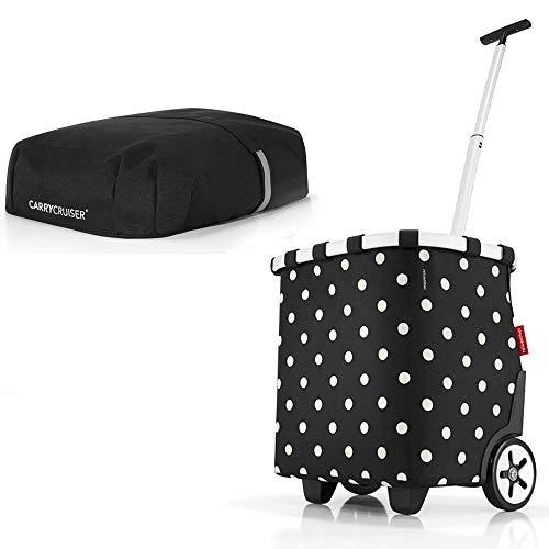 reisenthel Angebot Einkaufstrolley carrycruiser Plus gratis Cover Abdeckung und Sichtschutz! (Mixed...