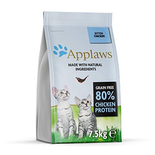 Applaws Katze Trockenfutter Kitten, 1er Pack (1 x 7,5 kg)