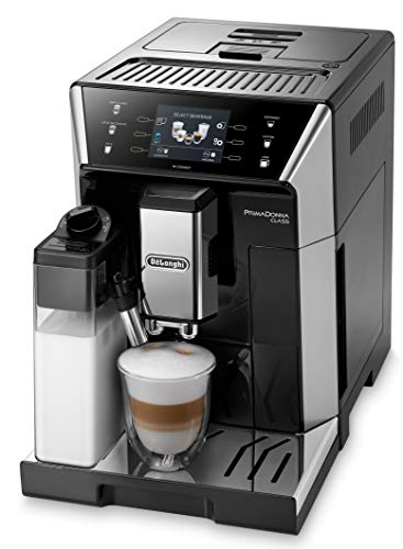 De'Longhi ECAM 556.55.SB Kaffeevollautomat, Schwarz