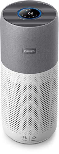 Philips AC3033/10 Luftreiniger Connected 3000I entfernt bis zu 99,9% der Viren und Aerosole* aus der...
