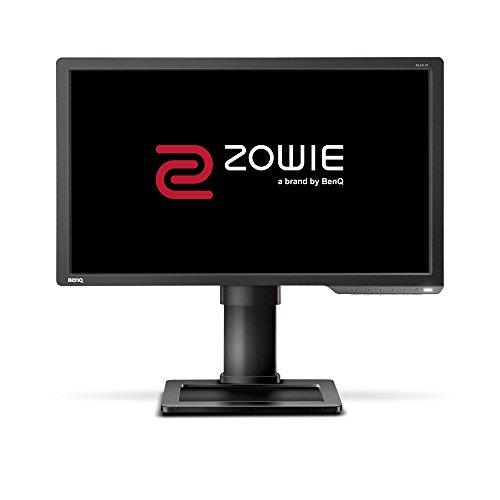 BenQ ZOWIE XL2411P 24 Zoll 144Hz Gaming Monitor (1ms Reaktionszeit, Höhenverstellbar, Black...