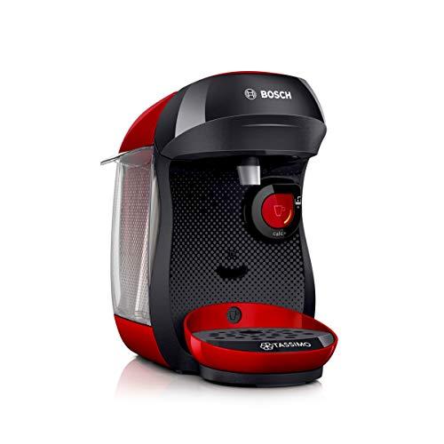 Bosch TAS1003 Tassimo Happy Kapselmaschine (über 70 Getränke, vollautomatisch, geeignet für alle...