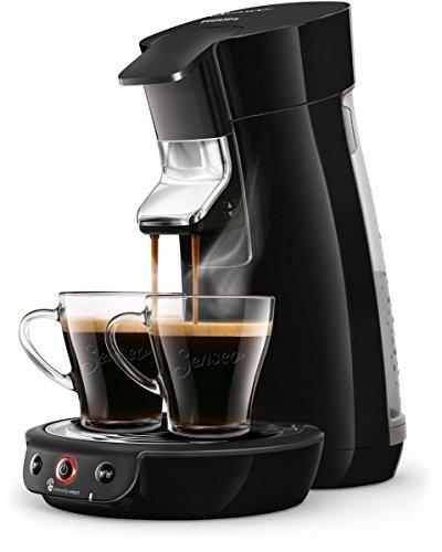 Philips Senseo Viva Cafe HD6563/60 Kaffeepadmaschine (Crema plus, Standard,...