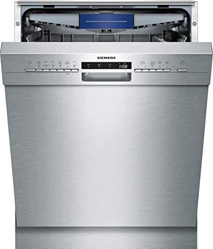 Siemens SN436S00LE iQ300 Unterbau Geschirrspüler / E / 94 kWh / 13 MGD / varioSpeed Plus / Glas...