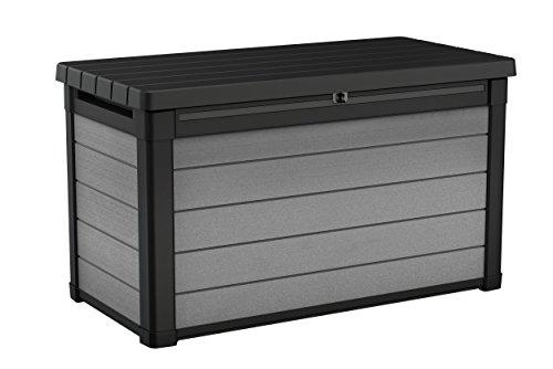 Keter Kissenbox Denali 100, Grau, 380L