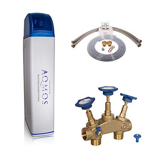 Wasserenthärthärtungsanlage R2D2-72 mit Zubehör Wasserenthärter Enkalkungsanlage von Aqmos...