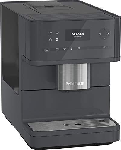 Miele CM 6150 Kaffeevollautomat (OneTouch- und OneTouch for zwei-Zubereitung, vier Genießerprofile,...