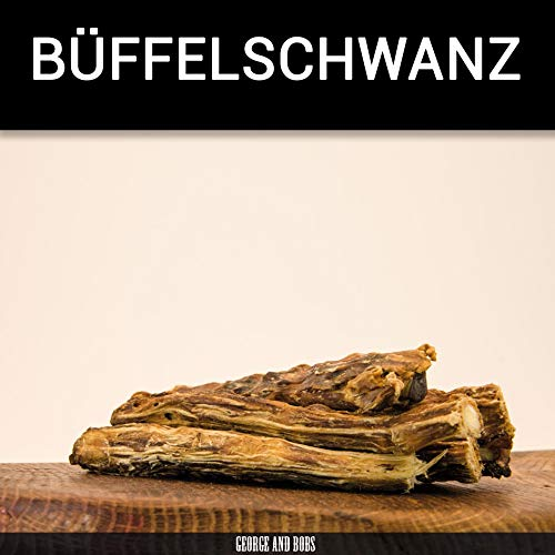 Import Ochsenschwanz v. Büffel - 1000g - von George & Bobs - *Büffelschwanz*