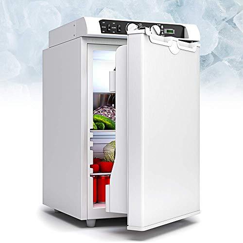 Bluefin 3-Wege Mini Absorber-Kühlschrank | Kühl-/ Gefrierschrank Kombination 43 Liter | 60 Liter |...