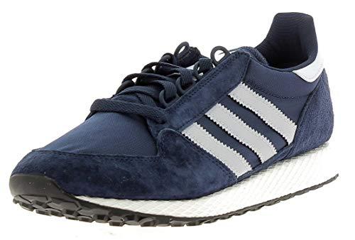 adidas Herren Forest Grove Fitnessschuhe, Blau (Maruni/Aeroaz/Negbás 000), 40 2/3 EU