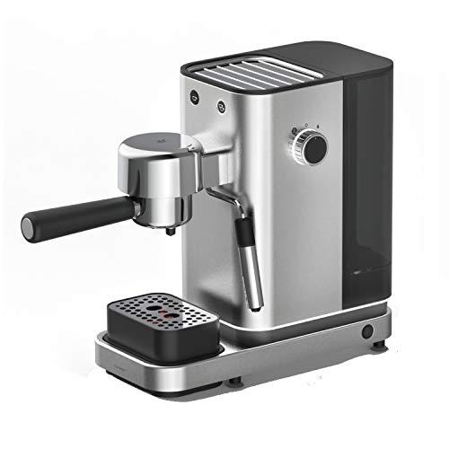 WMF Lumero Siebträger Espressomaschine 1400 Watt, 3 Einsätzen, für 1-2 Tassen Espresso, auch für...