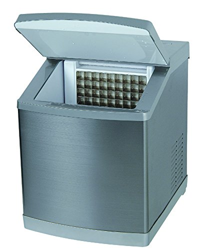 4046 ICEAGE Eismaschine • Eiswürfelbereiter • Eiswürfelmaschine • klare rechteckige...