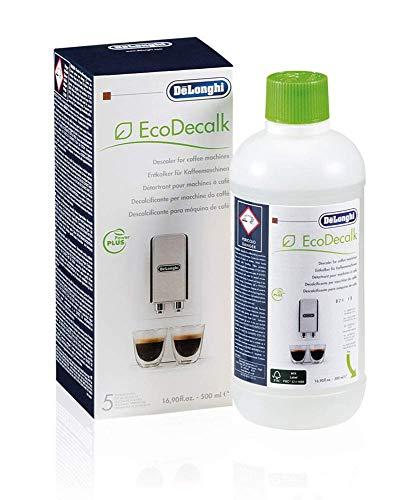 De'Longhi Original EcoDecalk DLSC500 Entkalker für Kaffeemaschinen & Kaffeevollautomaten, Universal...