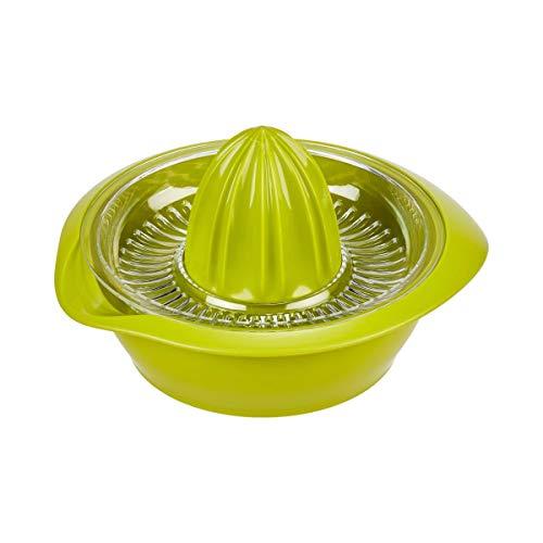 Westmark Zitronen-/Zitruspresse mit Behälter, Durchmesser: 18,7 cm, Fassungsvermögen: 0,5 Liter,...